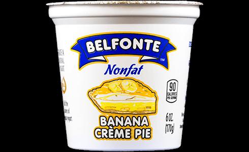 Banana Crème Pie Nonfat Yogurt
