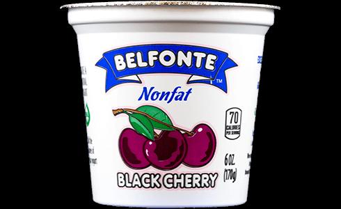 Black Cherry Nonfat Yogurt