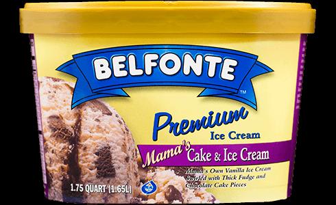 Mama's Cake and Ice Cream