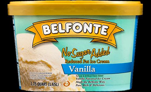 Vanilla – No Sugar Added