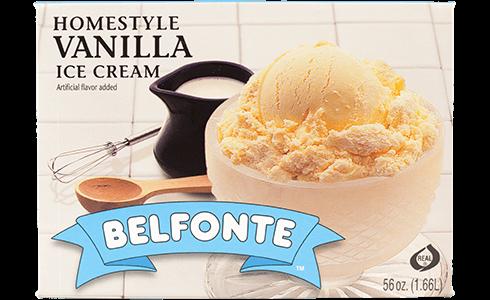 Homestyle Vanilla